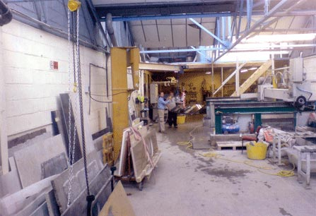 Dn Marble Our Workshop